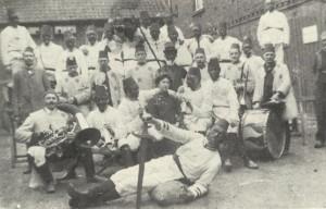 Karneval 1912_Hof Niermann